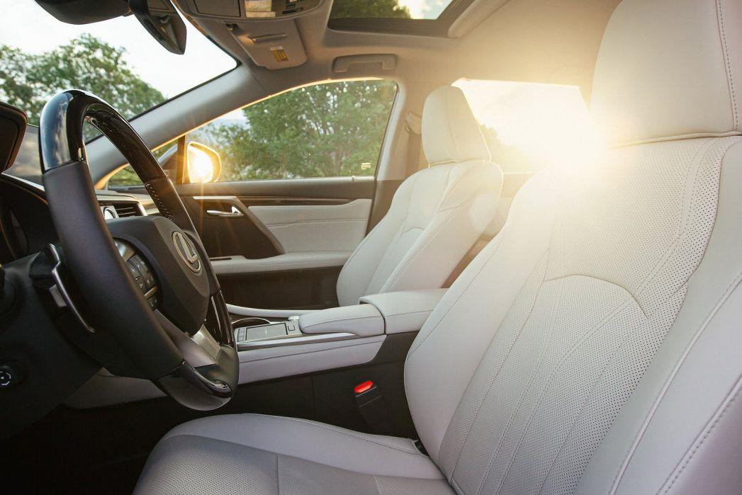 Image 6: Lexus RX Estate 450H L 3.5 5dr CVT [premium Pack + SUN Roof]