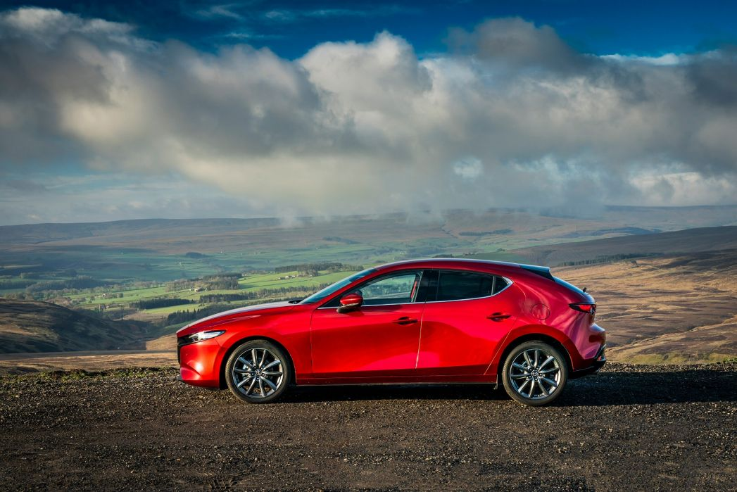 Video Review: Mazda Mazda3 Saloon 2.0 Skyactiv-X Mhev GT Sport Tech 4dr
