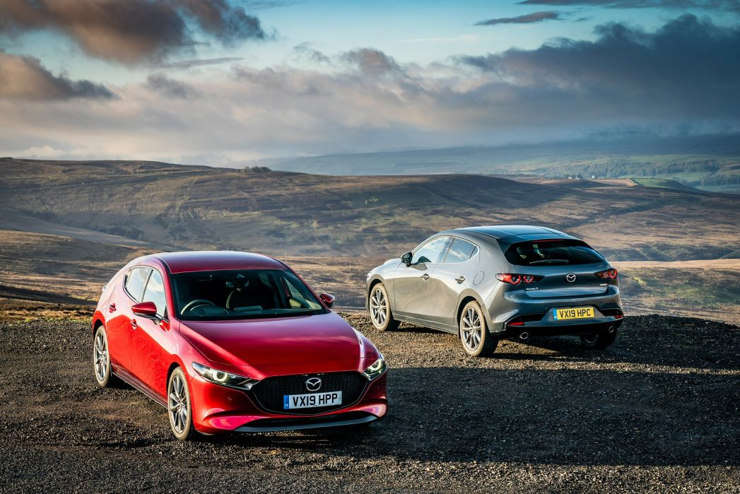 Image 2: Mazda Mazda3 Saloon 2.0 E-Skyactiv-X Mhev [186] GT Sport 4dr