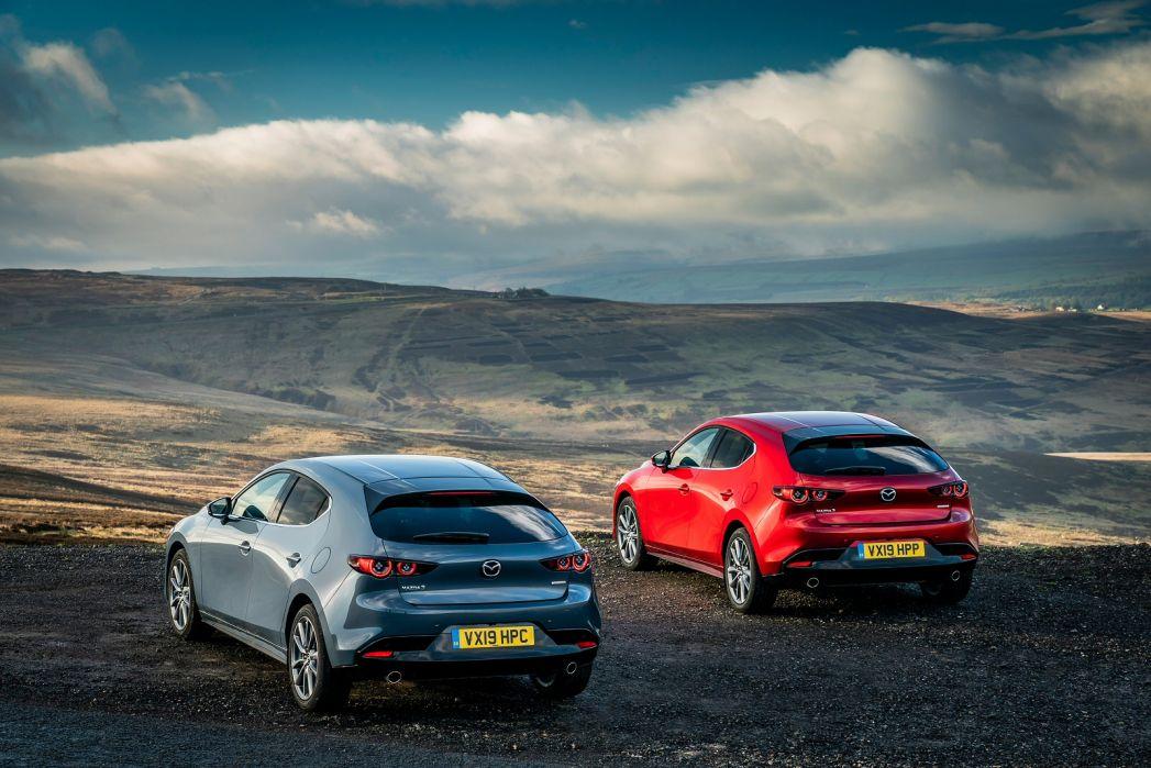 Image 3: Mazda Mazda3 Saloon 2.0 E-Skyactiv-X Mhev [186] GT Sport 4dr