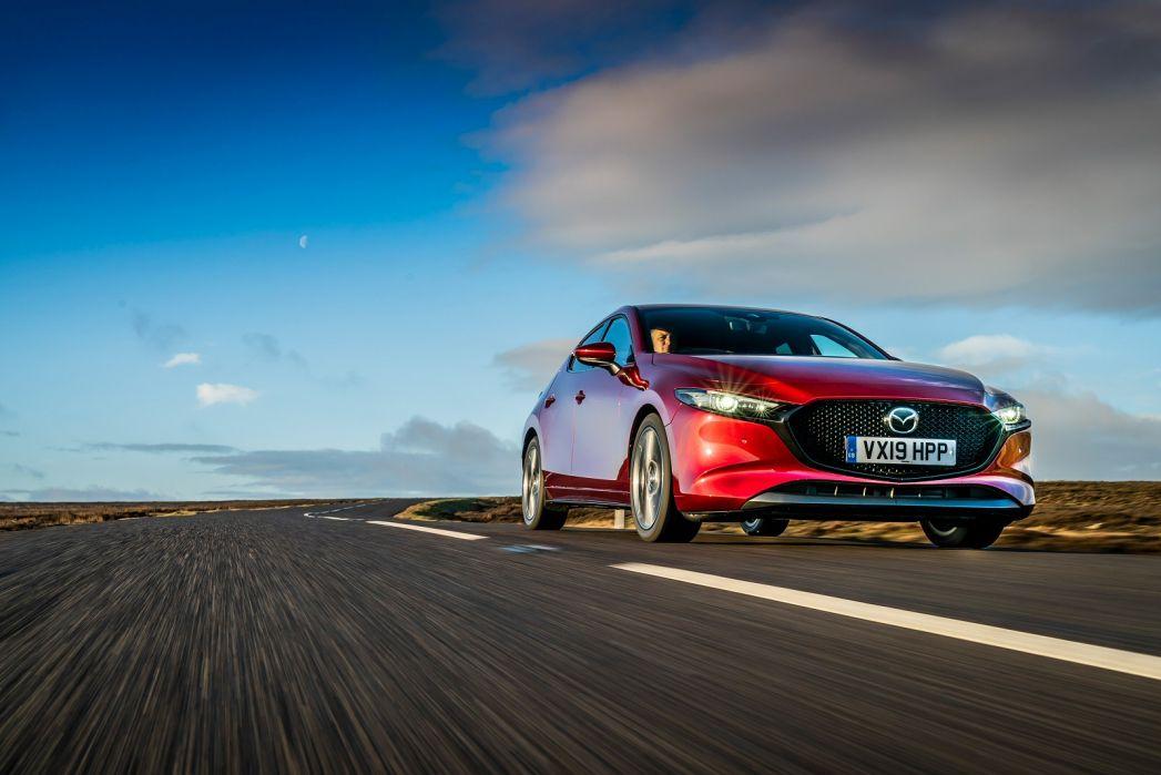 Image 4: Mazda Mazda3 Saloon 2.0 E-Skyactiv-X Mhev [186] GT Sport 4dr