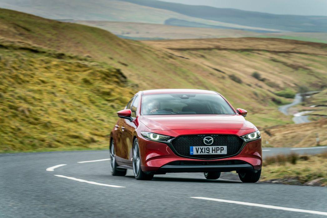Image 5: Mazda Mazda3 Saloon 2.0 E-Skyactiv-X Mhev [186] GT Sport 4dr