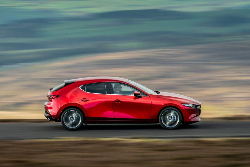 Image 6: Mazda Mazda3 Saloon 2.0 Skyactiv-X Mhev SE-L 4dr