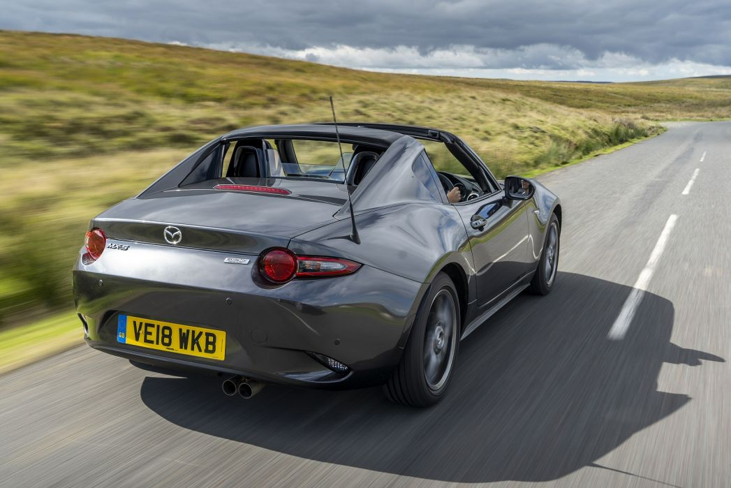 Image 5: Mazda MX-5 RF Convertible 2.0 [184] GT Sport Tech 2dr