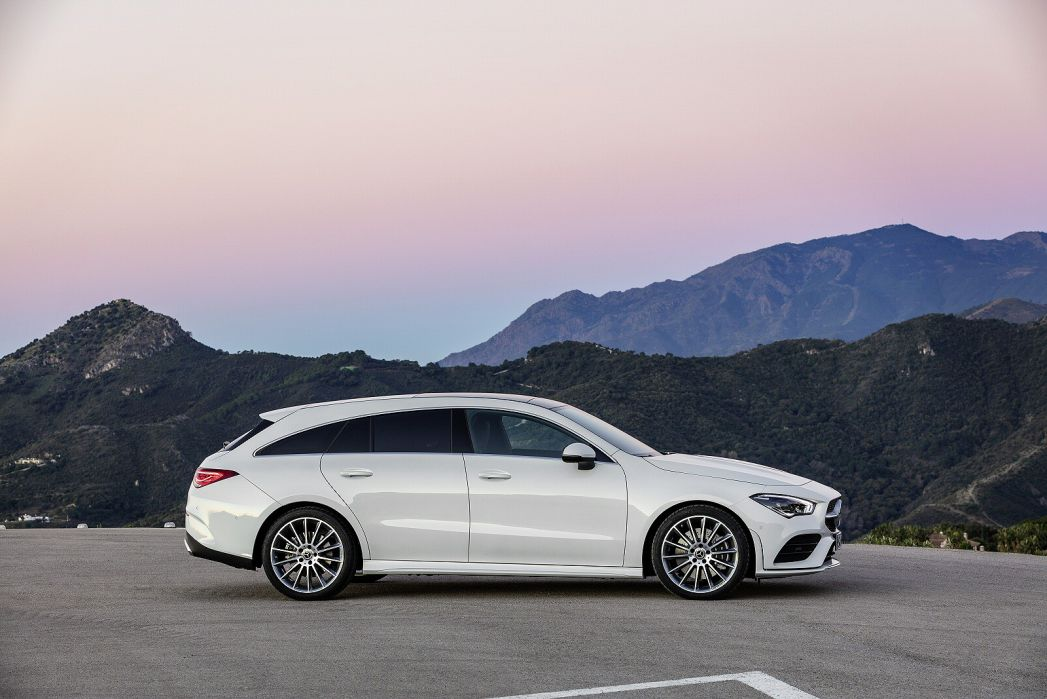Image 2: Mercedes-Benz CLA AMG Shooting Brake CLA 45 S 4matic+ 5dr TIP Auto