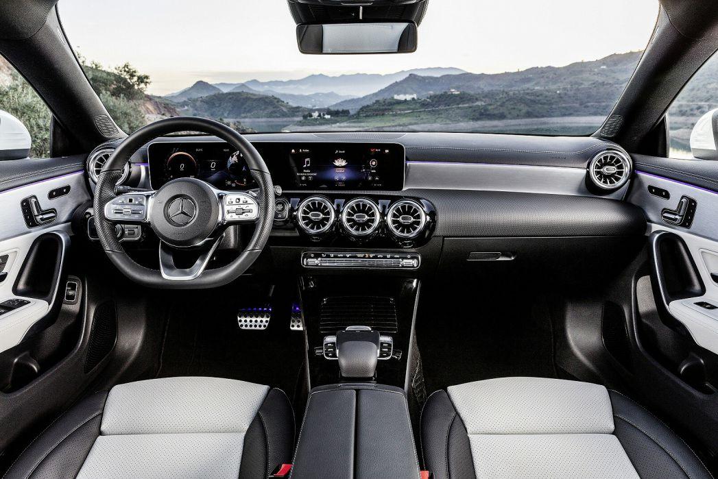 Image 2: Mercedes-Benz CLA Shooting Brake CLA 200 AMG Line 5dr TIP Auto