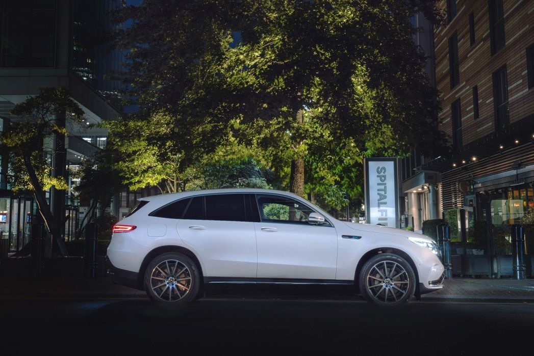 Image 3: Mercedes-Benz EQC Estate EQC 400 300KW AMG Line 80KWH 5dr Auto