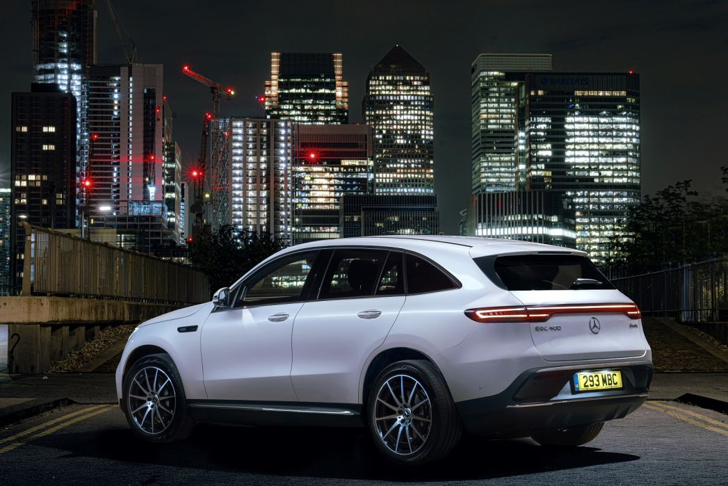 Image 2: Mercedes-Benz EQC Estate EQC 400 300KW Sport 80KWH 5dr Auto