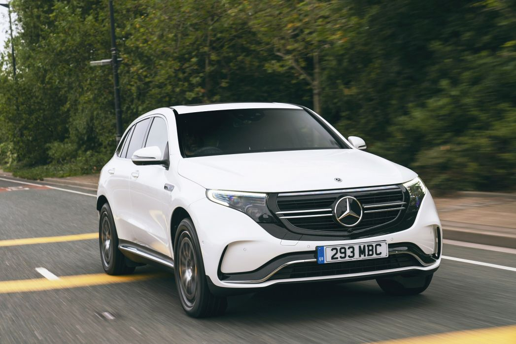 Image 3: Mercedes-Benz EQC Estate EQC 400 300KW Sport 80KWH 5dr Auto