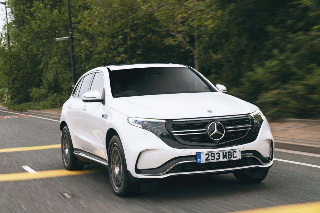 Image 5: Mercedes-Benz EQC Estate EQC 400 300KW AMG Line 80KWH 5dr Auto