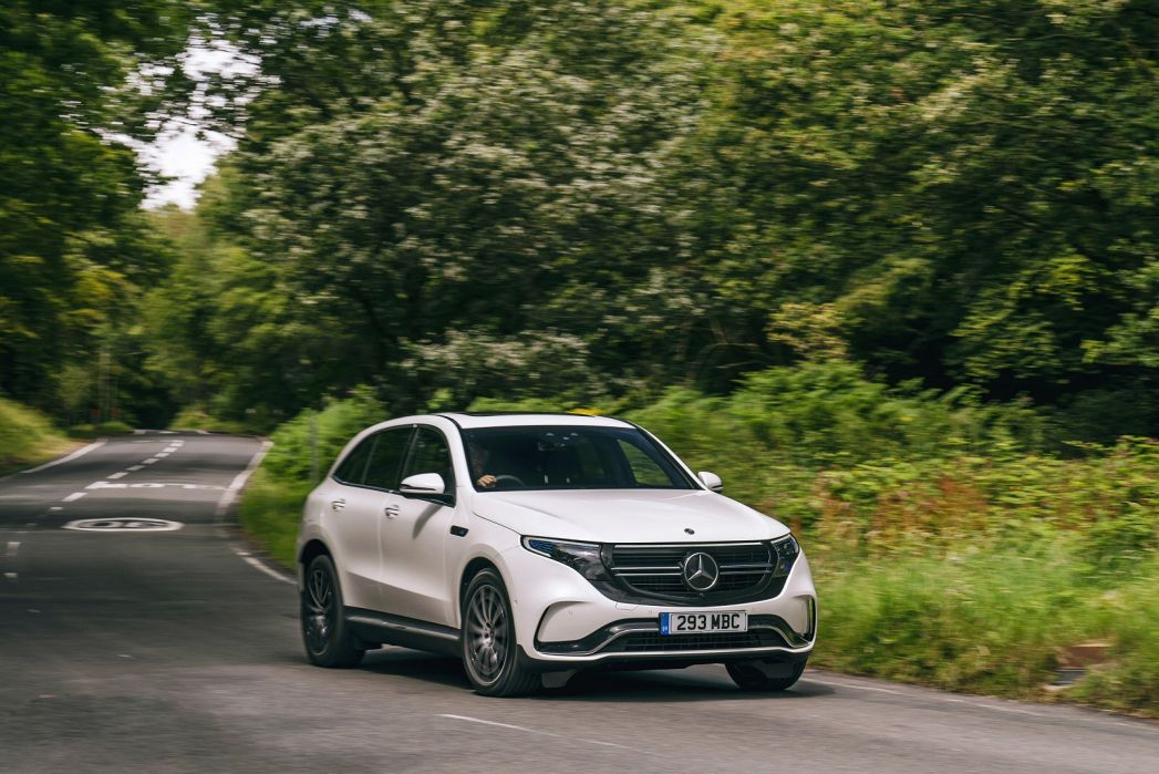 Image 4: Mercedes-Benz EQC Estate EQC 400 300KW Sport 80KWH 5dr Auto