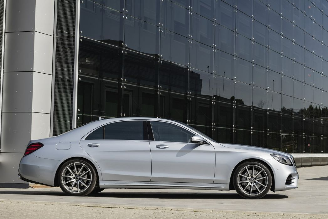 Video Review: Mercedes-Benz S Class Coupe Special Edition S560 Grand Edition 2dr Auto