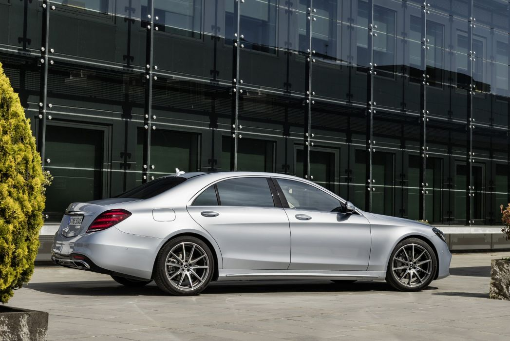 Image 2: Mercedes-Benz S Class Coupe Special Edition S560 Grand Edition 2dr Auto
