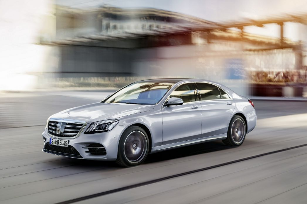 Image 3: Mercedes-Benz S Class Coupe Special Edition S560 Grand Edition 2dr Auto
