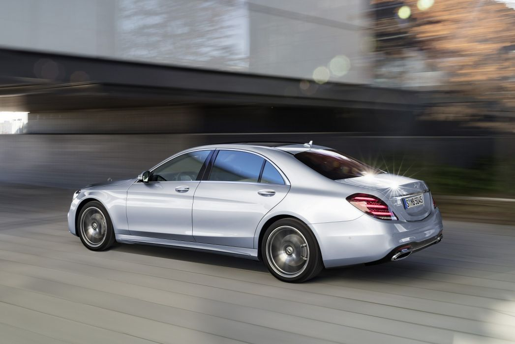 Image 5: Mercedes-Benz S Class Coupe Special Edition S560 Grand Edition 2dr Auto