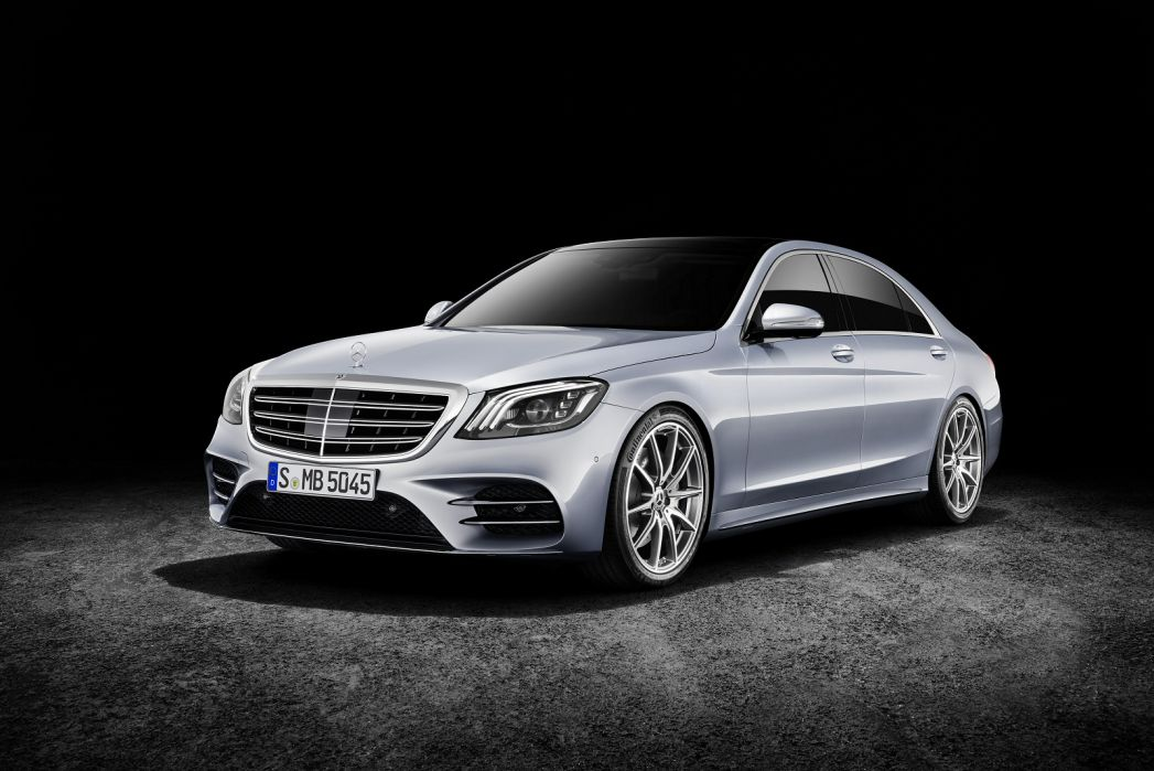 Image 6: Mercedes-Benz S Class Coupe Special Edition S560 Grand Edition 2dr Auto