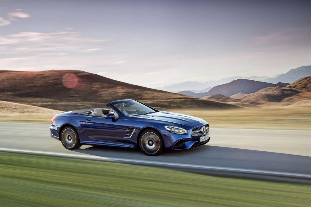 Image 2: Mercedes-Benz SL Class Convertible Special Editions SL 400 Grand Edition Premium 2dr 9G-Tronic