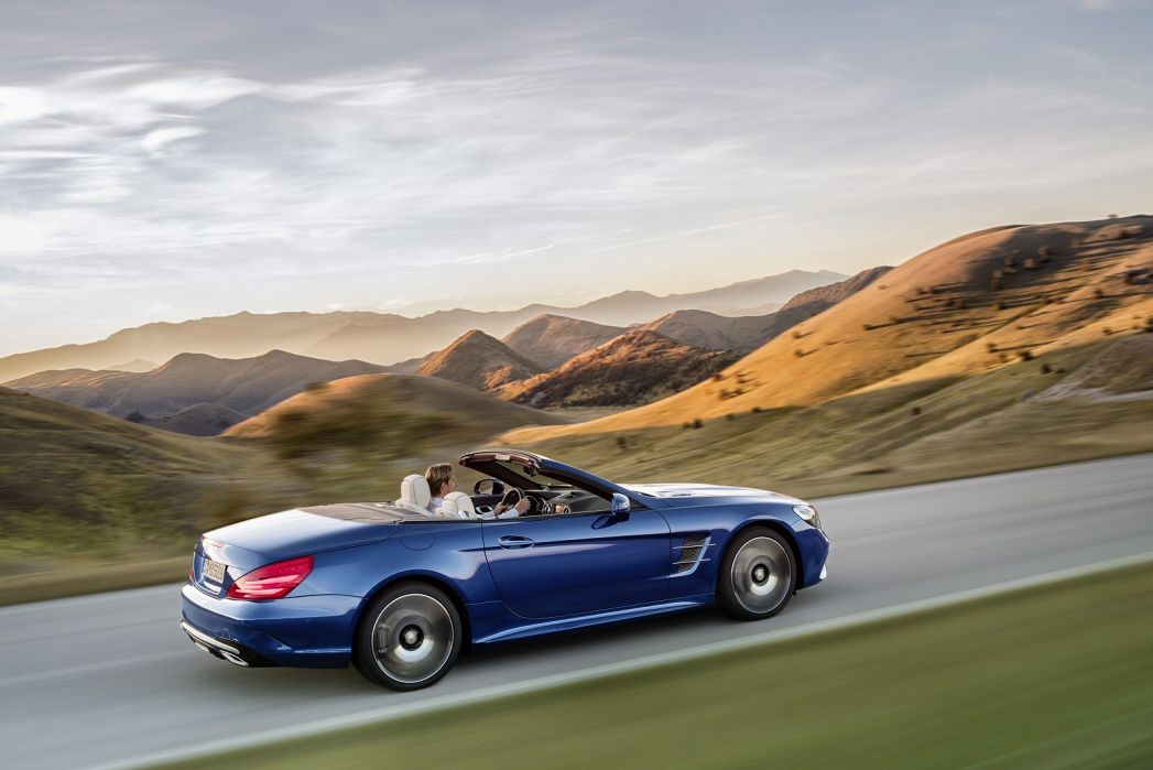 Image 5: Mercedes-Benz SL Class Convertible Special Editions SL 400 Grand Edition Premium 2dr 9G-Tronic