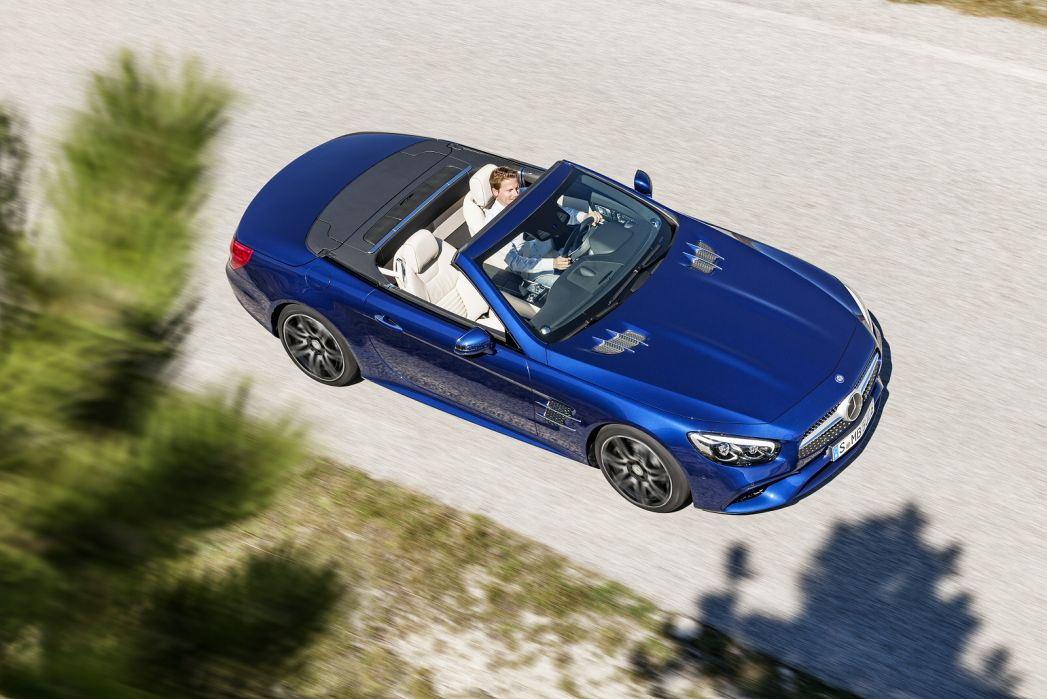 Image 6: Mercedes-Benz SL Class Convertible Special Editions SL 400 Grand Edition Premium 2dr 9G-Tronic
