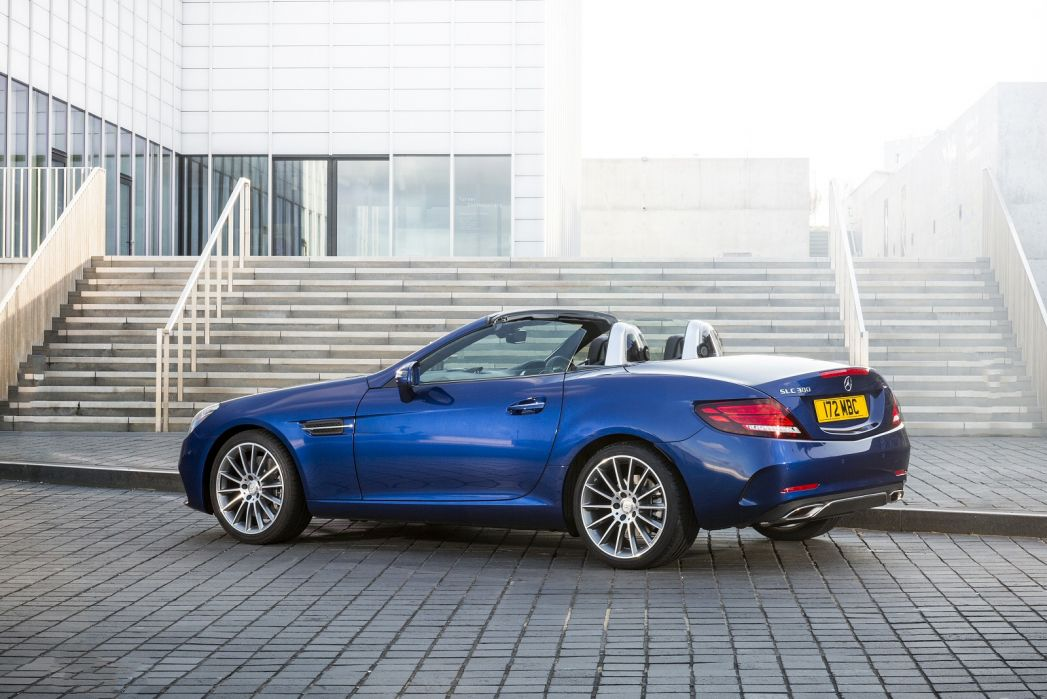 Image 3: Mercedes-Benz SLC Roadster Special Edition SLC 200 Final Edition 2dr