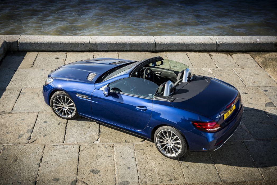 Image 4: Mercedes-Benz SLC Roadster Special Edition SLC 200 Final Edition 2dr