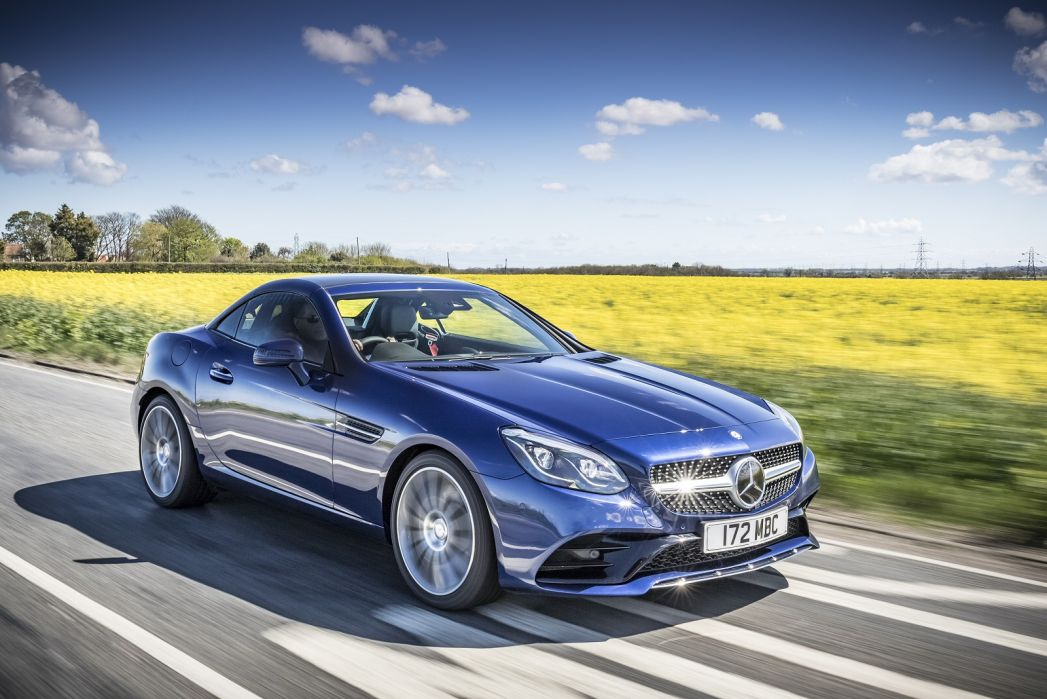 Image 5: Mercedes-Benz SLC Roadster Special Edition SLC 200 Final Edition 2dr