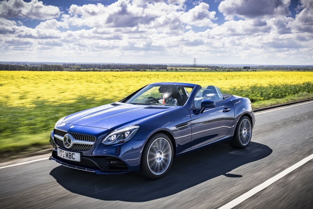 Image 6: Mercedes-Benz SLC Roadster Special Edition SLC 200 Final Edition 2dr