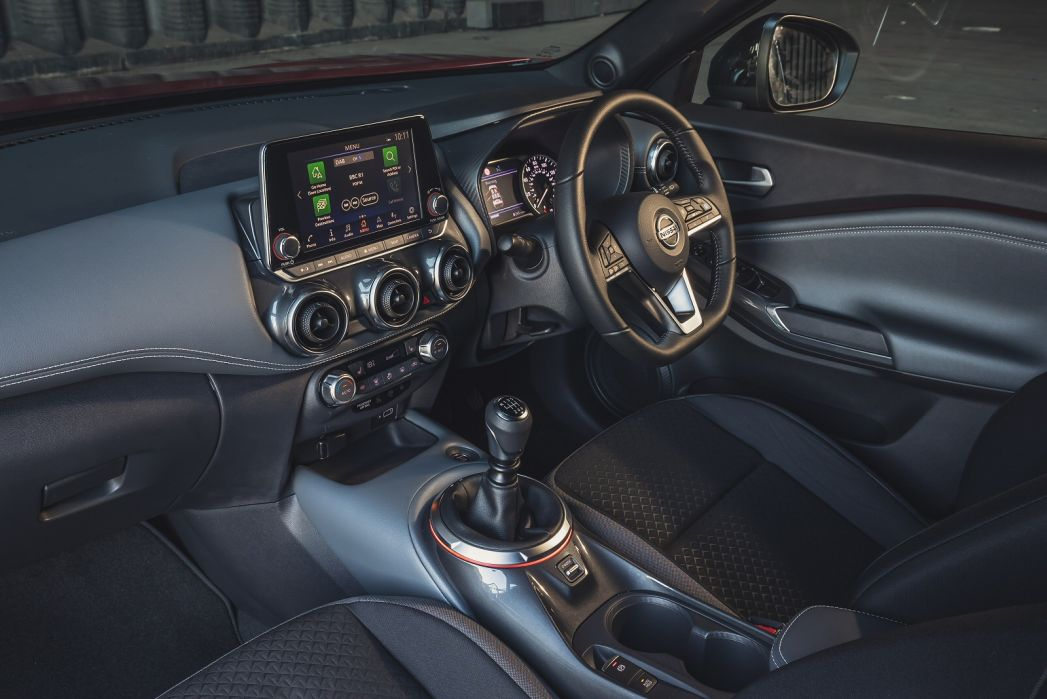 Image 5: Nissan Juke Hatchback 1.0 DIG-T Tekna 5dr