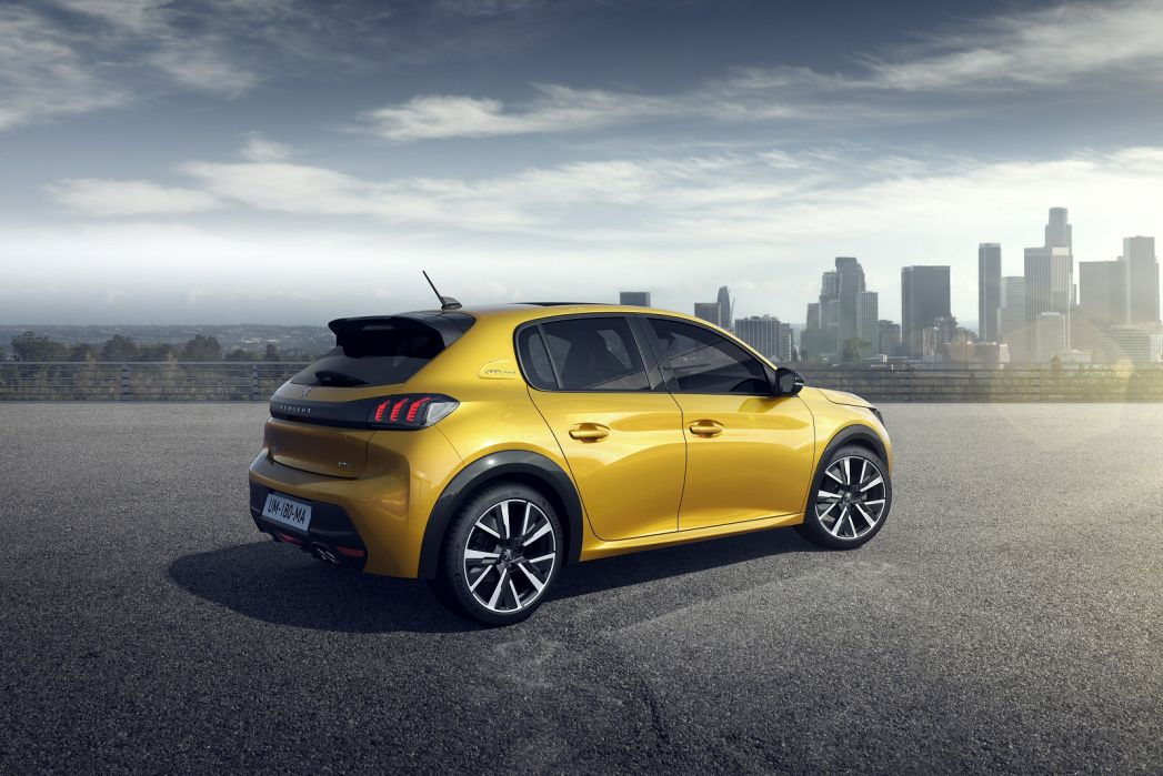 Image 2: Peugeot E-208 Electric Hatchback 100KW Active 50KWH 5dr Auto