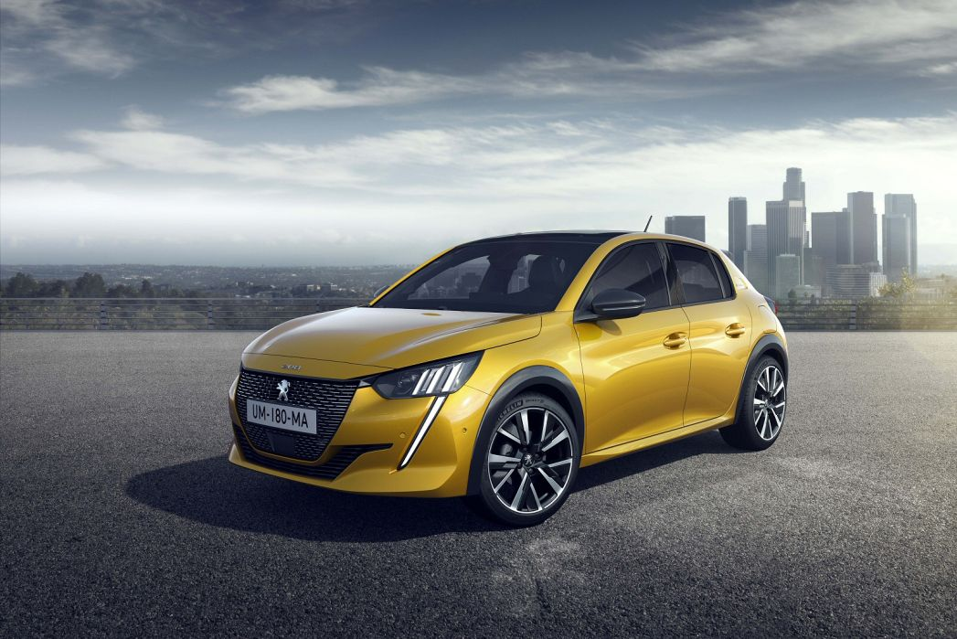 Image 6: Peugeot E-208 Electric Hatchback 100KW Active 50KWH 5dr Auto