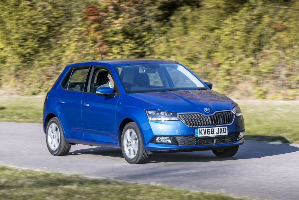 Image 6: Skoda Fabia Hatchback Special Editions 1.0 TSI Colour Edition 5dr