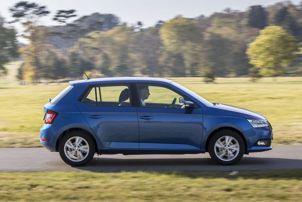 Image 5: Skoda Fabia Hatchback Special Editions 1.0 TSI Colour Edition 5dr