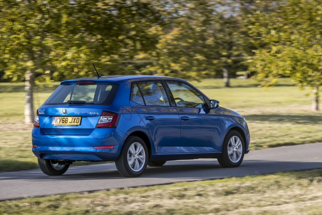Image 4: Skoda Fabia Hatchback Special Editions 1.0 TSI Colour Edition 5dr