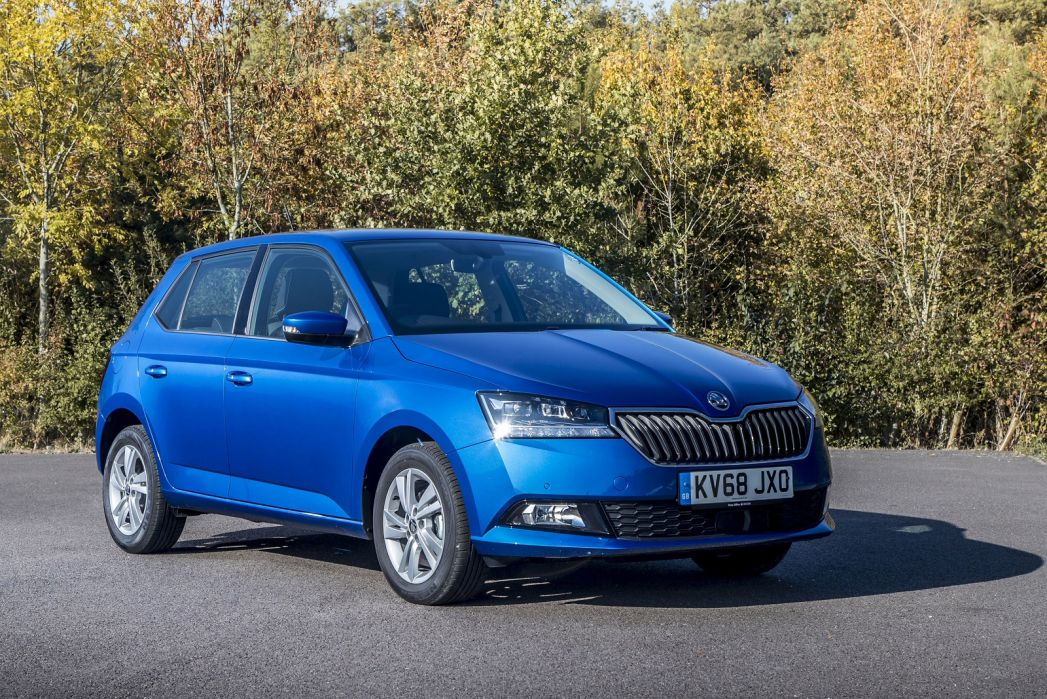 Image 3: Skoda Fabia Hatchback Special Editions 1.0 TSI Colour Edition 5dr