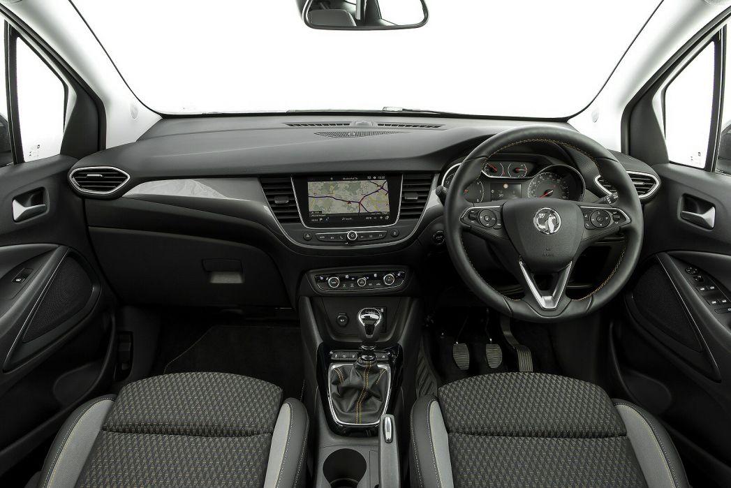 Image 4: Vauxhall Crossland X Hatchback 1.2T [110] Griffin 5dr [6 SPD] [start Stop]