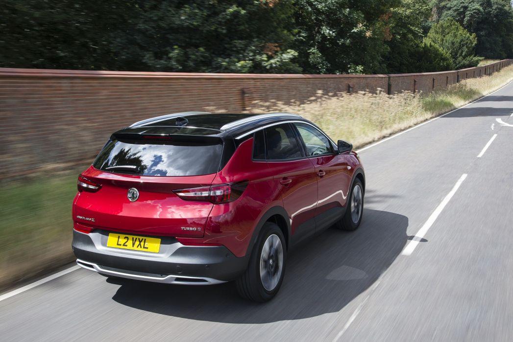Image 4: Vauxhall Grandland X Hatchback 1.2 Turbo SRI NAV 5dr