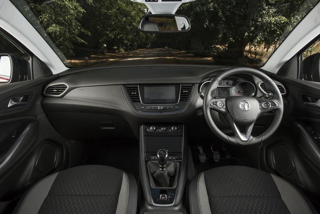 Image 6: Vauxhall Grandland X Hatchback 1.2 Turbo SRI NAV 5dr