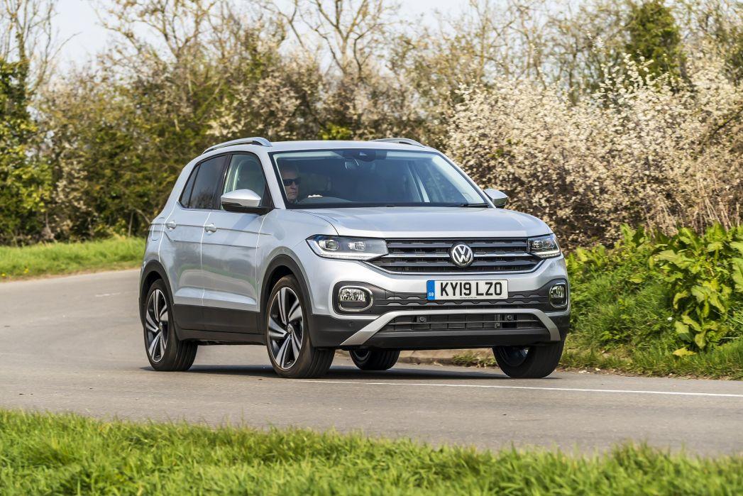 Image 5: Volkswagen T-Cross Estate 1.0 TSI S 5dr