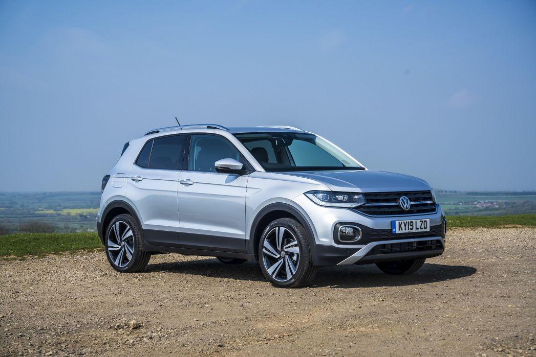 Video Review: Volkswagen T-Cross Estate 1.0 TSI 110 SE 5dr DSG