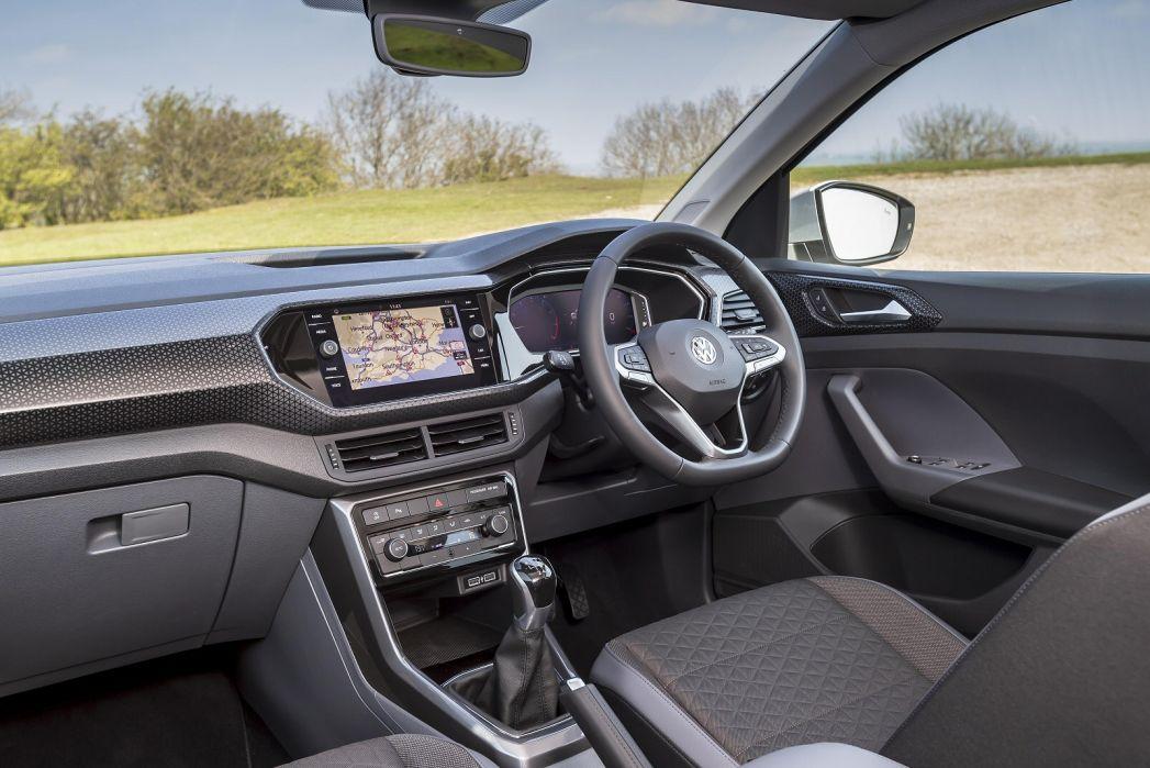 Image 3: Volkswagen T-Cross Estate 1.0 TSI S 5dr