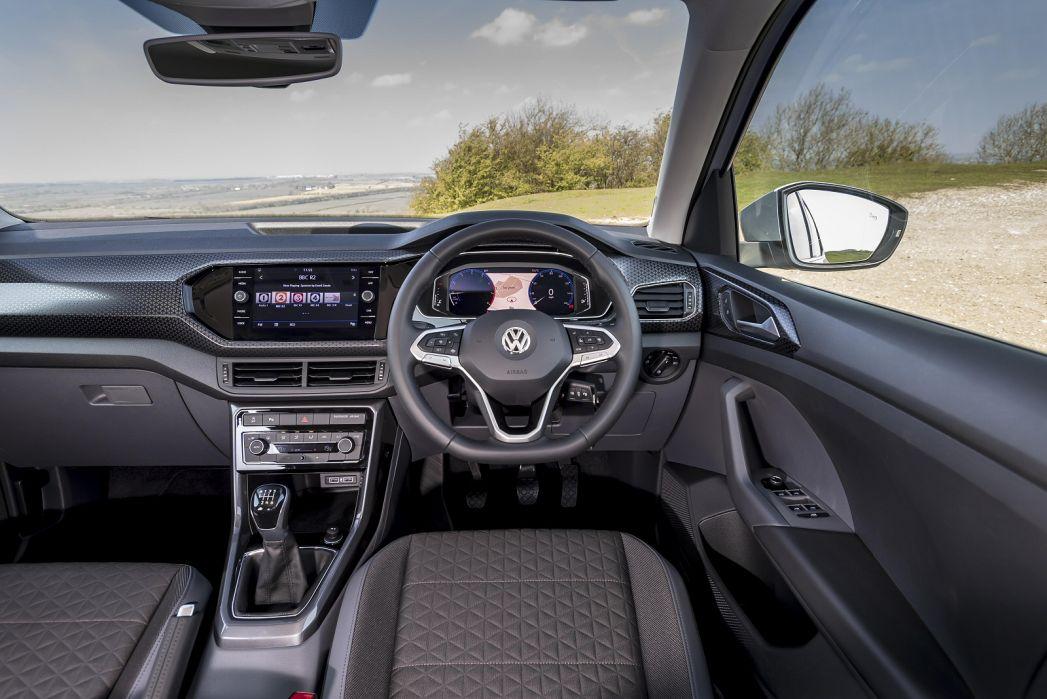 Image 2: Volkswagen T-Cross Estate 1.0 TSI S 5dr