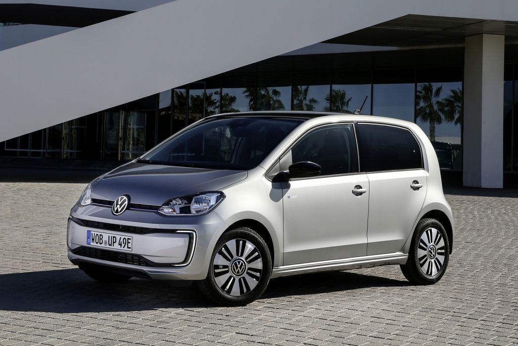 Video Review: Volkswagen UP Electric Hatchback 60KW E-UP 32KWH 5dr Auto