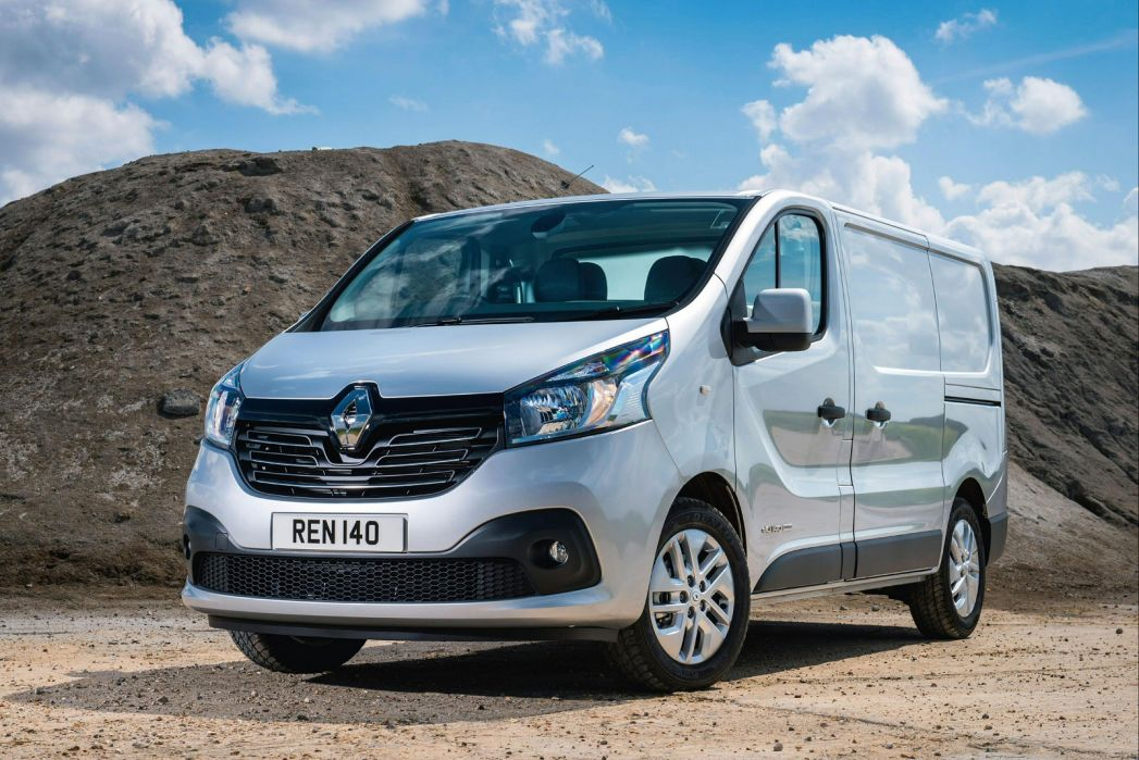 Video Review: Renault Trafic SWB Diesel SL28 Energy DCI 120 Sport NAV VAN