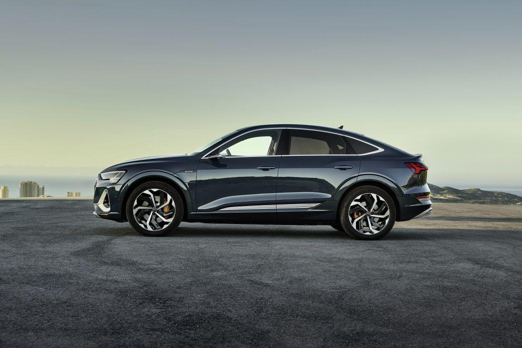 Image 6: Audi E-Tron Sportback 300KW 55 Quattro 95KWH S Line 5dr Auto