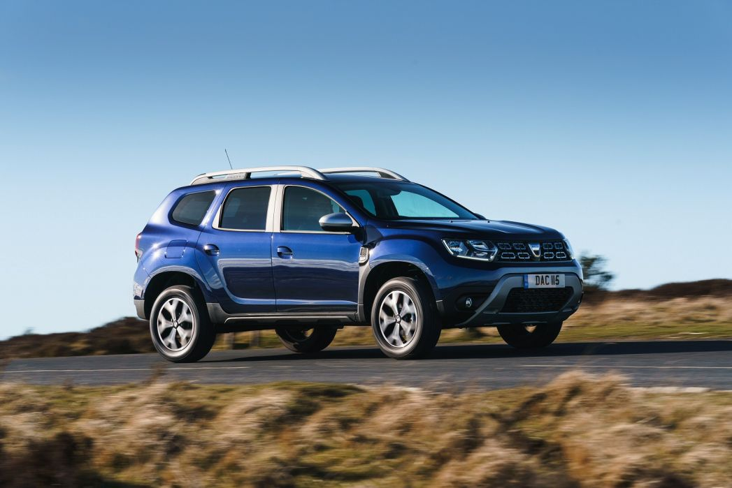 Image 3: Dacia Duster Estate 1.0 TCE 100 Essential 5dr