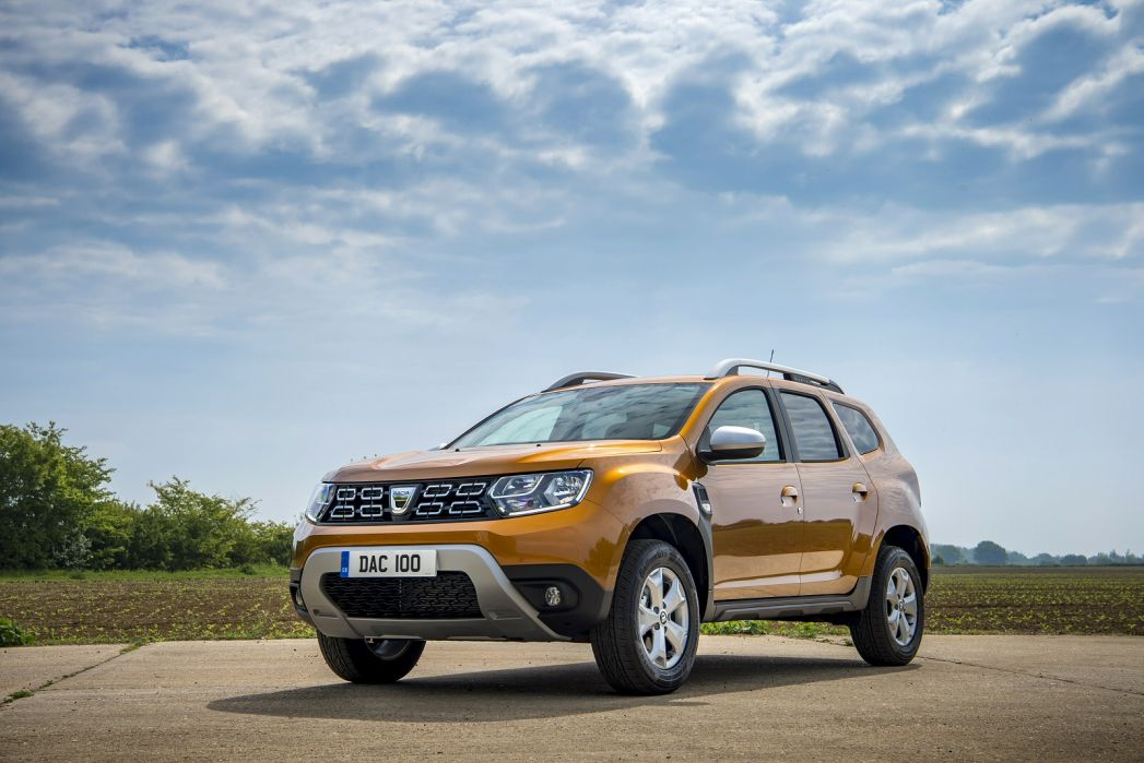 Video Review: Dacia Duster Diesel Estate 1.5 Blue DCI Comfort 5dr