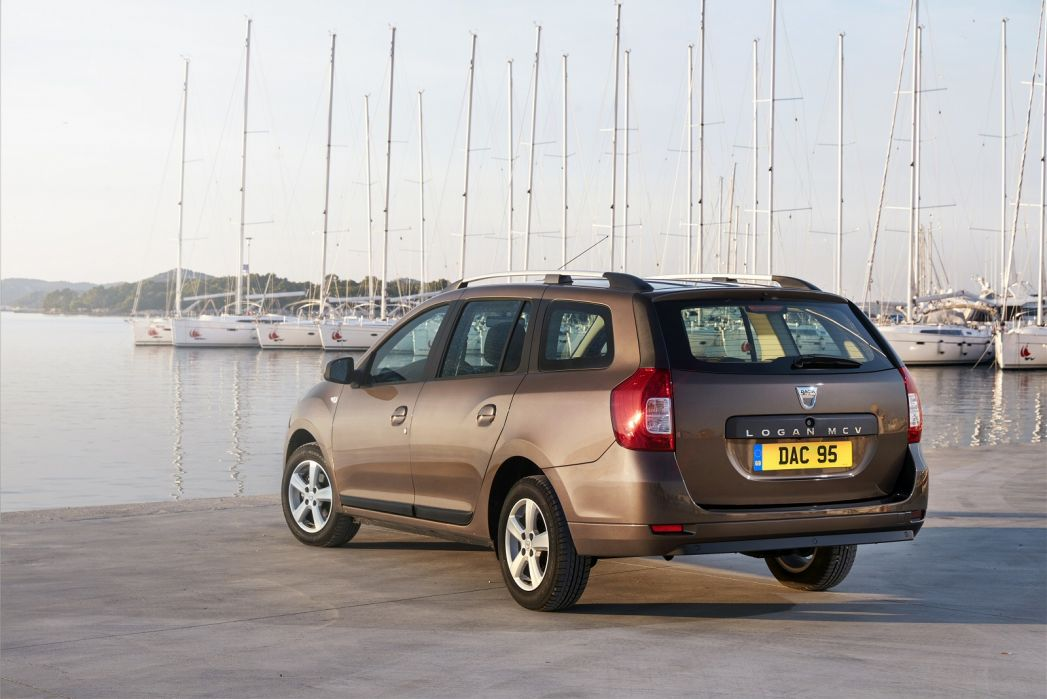 Video Review: Dacia Logan MCV Stepway Estate 0.9 TCE Comfort 5dr
