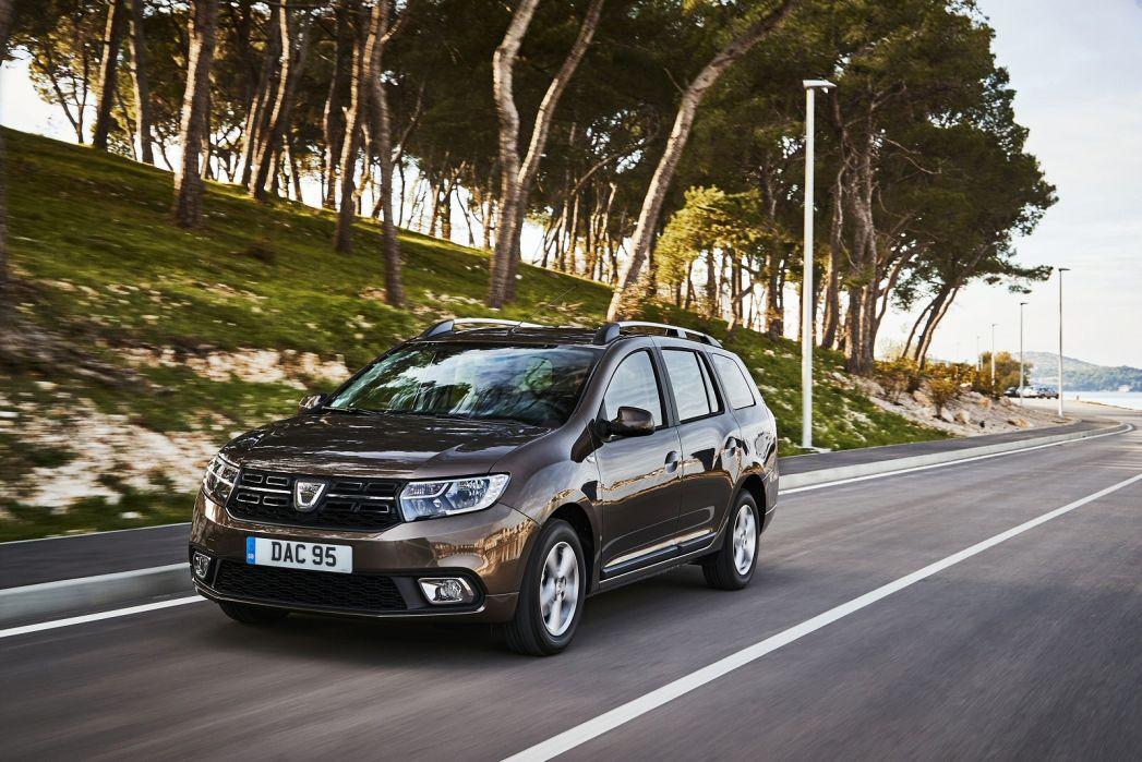Image 2: Dacia Logan MCV Estate 1.0 TCE BI-Fuel Essential 5dr