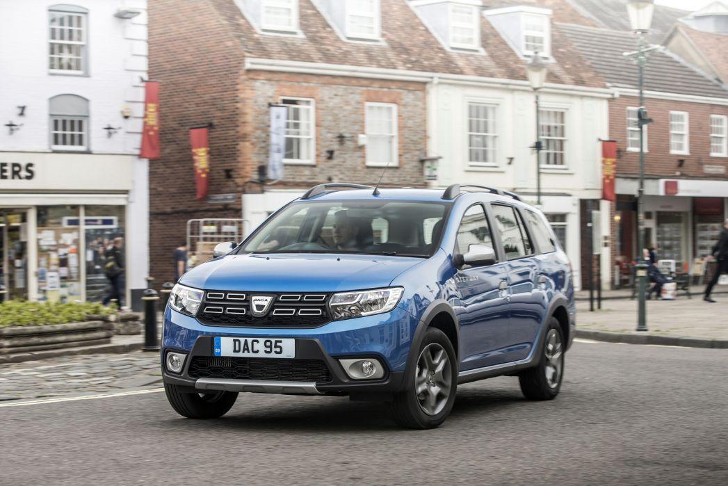 Image 3: Dacia Logan MCV Estate 1.0 TCE BI-Fuel Essential 5dr