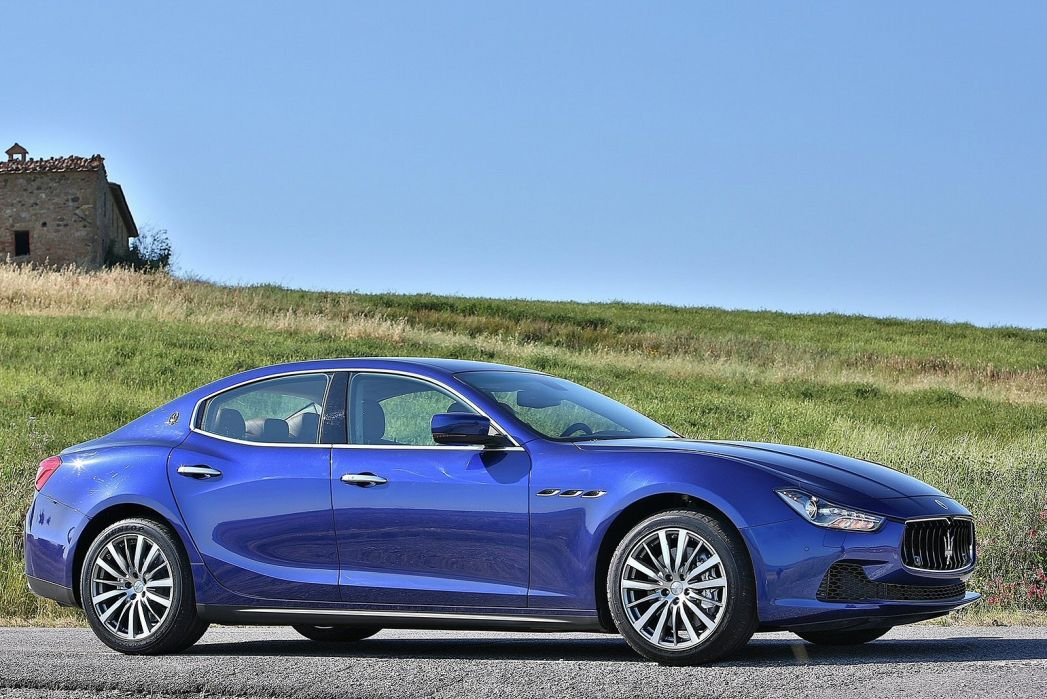 Image 2: Maserati Ghibli Saloon V6 S Gransport Nerissimo Pack 4dr Auto